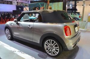 mini cabriolet 2016